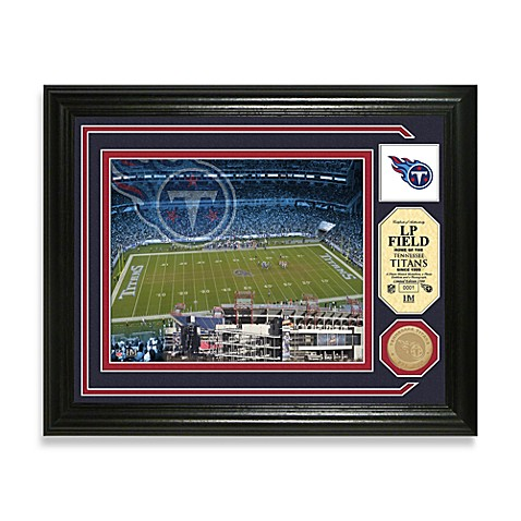 Tennessee Titans Single Coin Photo Mint