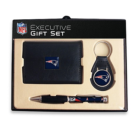 NFL New England Patriots Executive Gift Set