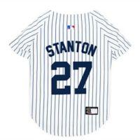 MLB New York Yankees Giancarlo Stanton Large Pet Jersey