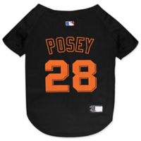 MLB San Francisco Giants Buster Posey Large Pet Jersey
