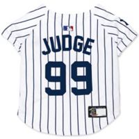 MLB New York Yankees Aaron Judge Large Pet Jersey