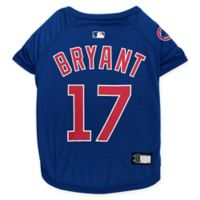 MLB Chicago Cubs Kris Bryant Extra Small Pet T-Shirt