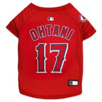 MLB Los Angeles Angels Shohei Ohtani Large Pet T-Shirt