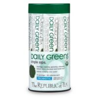The Republic of Tea 14-Count Daily Greens Single Sips