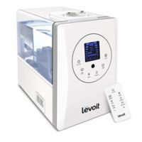 Levoit 6-Liter Warm and Cool Mist Ultrasonic Humidifier in White