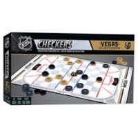 NHL Las Vegas Golden Knights Checkers Game