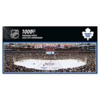 NHL Toronto Maple Leafs 1000-Piece Panoramic Arena Puzzle