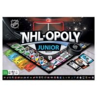 NHL NHL-Opoly Junior Board Game
