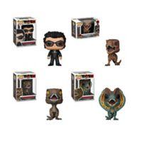 Funko POP! Movies 4-Pack Jurassic Park Collectors Set
