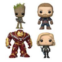 Funko POP! 4-Pack Marvel® Avengers Infinity War Collectors Set 2 Figurines