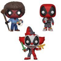 Funko POP! 3-Pack Marvel® Deadpool Playtime Collectors Figurines