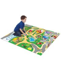 Fisher Price® Little People® Mega Mat with Vehicle