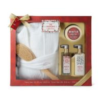 Simple Pleasures® Bath Spa Robe Set in Winter Snow