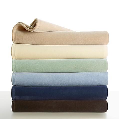 vellux original blanket bed bath beyond