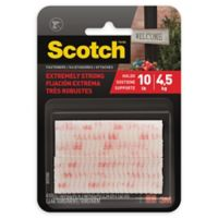 Scotch™ Extreme Fasteners in Clear (Set of 2)