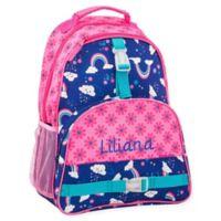 Stephen Joseph® All Over Print Rainbow Mini Backpack