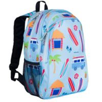 Wildkin 15-Inch Surf Shack Backpack in Blue
