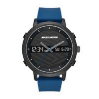Skechers® Lawndale Men's 47mm SR5072 Analog and Digital Watch