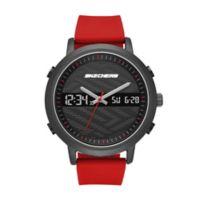 Skechers® Lawndale Men's 47mm SR5073 Analog and Digital Watch