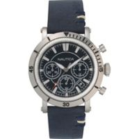 Nautica® Fairmont Men's 44mm NAPFMT002 Chronograph Watch