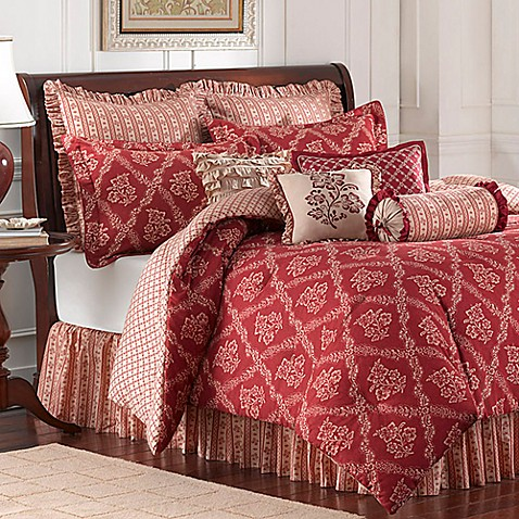 Meriwhether 4-Piece California King Comforter Set