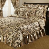 Austin Horn Classics 4-Piece Savona California King Comforter Set