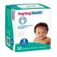 buybuy BABY™ 32-Count Size 3 Jumbo Diapers in Circles and Stars