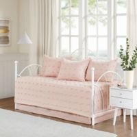 Urban Habitat Brooklyn Daybed Coverlet Set in Pink