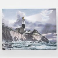 Winsome Home Lighthouse Canvas Wall Art