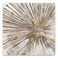 Gold Star II 20-Inch Wall Art
