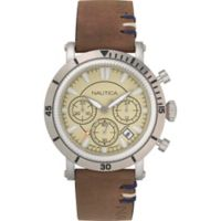 Nautica® Fairmont Men's 44mm NAPFMT001 Chronograph Watch