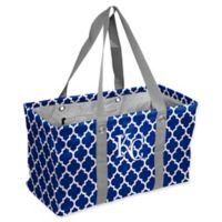 MLB Kansas City Royals Quatrefoil Picnic Caddy