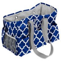 MLB Kansas City Royals Quatrefoil Junior Caddy