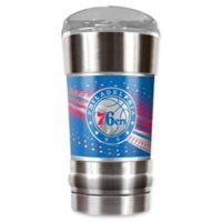 NBA Philadelphia 76ers SLAM 20 oz. Vacuum Insulated Tumbler