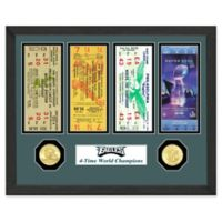 NFL Philadelphia Eagles 4-Time World Champions Tickets Photo Mint