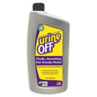 Urine Off® 32 oz. Multi-Purpose Odor and Stain Remover with Injector Cap