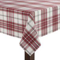 UGG® Bristol Plaid 60-Inch x 120-Inch Oblong Tablecloth