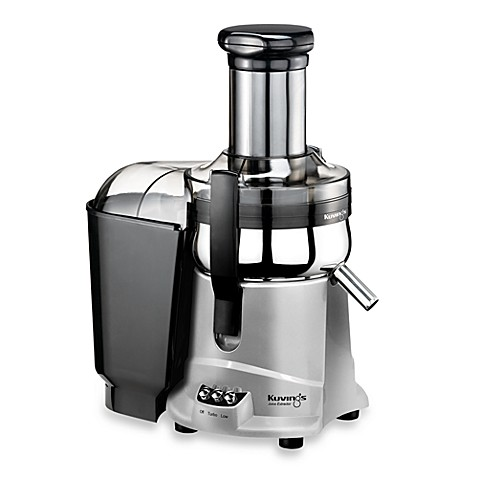 Kuvings Masticating Slow Juicer Silver Pearl : Kuvings Centrifugal Juicer in Silver Pearl - Bed Bath & Beyond