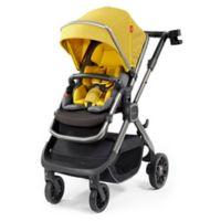 Diono™ Quantum2 Luxury Multi-Mode Stroller in Yellow Sulphur Linear