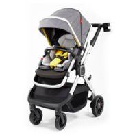 Diono™ Quantum2 Luxury Multi-Mode Stroller in Grey Linear