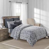 Bridge Street Riley King Comforter Set in Indigo