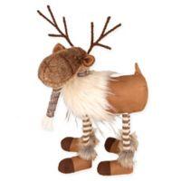 Large Furry Dangle Feet Moose