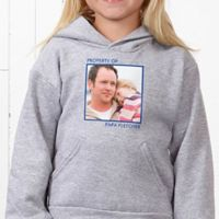 Picture Perfect Photo Hanes® Youth Hooded Sweatshirt