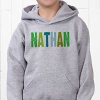 All Mine! Hanes® Youth Hooded Sweatshirt