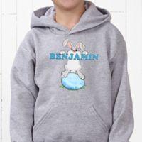 Bunny Love Hanes® Youth Hooded Sweatshirt
