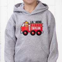 Firefighter Hanes® Youth Hooded Sweatshirt