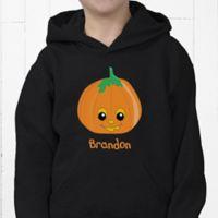 Hanes Pumpkin Pal Youth Hooded Sweatshirt
