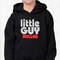 """Little Guy"" Hanes® Youth Hooded Sweatshirt"