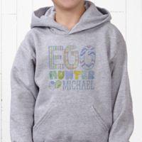 Egg Hunter Hanes® Youth Hooded Sweatshirt
