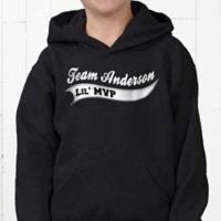 Father & Son Team Hanes® Youth Hooded Sweatshirt